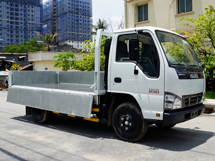 Xe tải ISUZU 1.4 tấn nâng tải 2.4 tấn, thùng kín lửng- Trả trước 100 triệu, giao xe ngay - GỌI 0978015468 (Mr Giang 24/24)