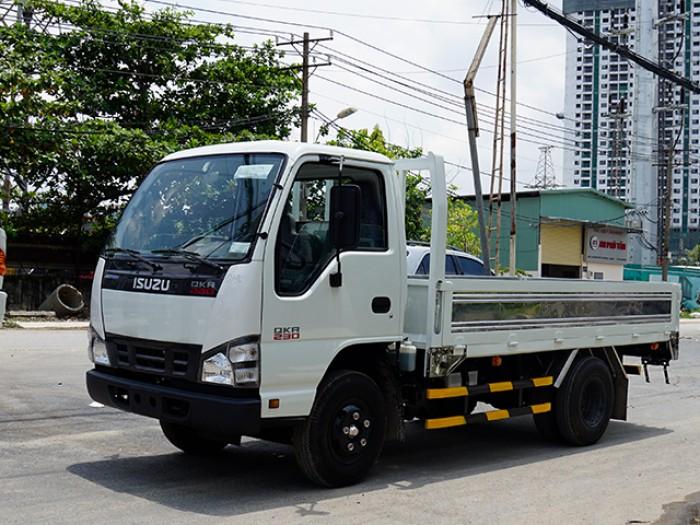 Bán xe tải ISUZU 1.4 tấn nâng tải 2.4 tấn, thùng kín lửng- Trả trước 100 triệu, giao xe ngay - GỌI 0978015468 (Mr Giang 24/24)