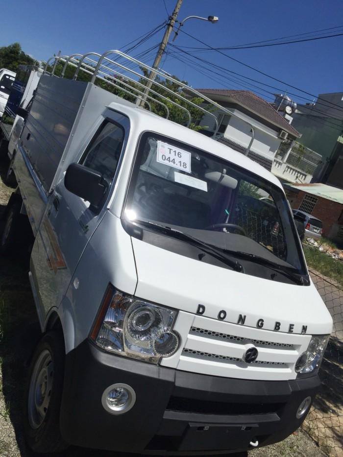 Xe tải Dongben 1,2 tấn tại Đà Nẵng 8