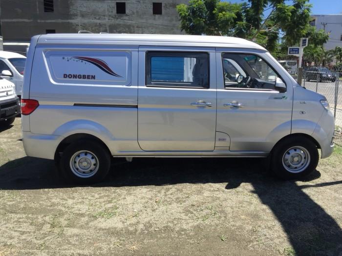 Xe tải Dongben 1,2 tấn tại Đà Nẵng 13