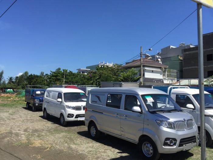 Xe tải Dongben 1,2 tấn tại Đà Nẵng 7