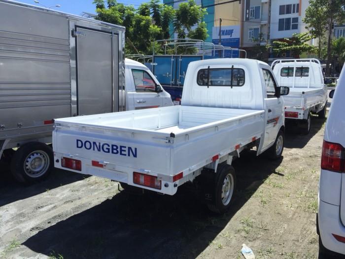 Xe tải Dongben 1,2 tấn tại Đà Nẵng 1