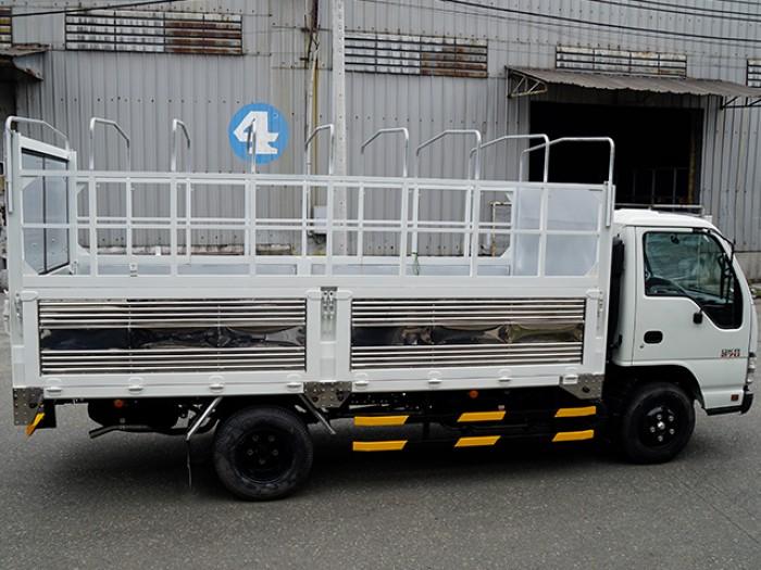 Xe tải ISUZU 1.9 tấn thùng mui bạt - Trả trước 100 triệu, giao xe ngay - GỌI 0978015468 (Mr Giang 24/24)