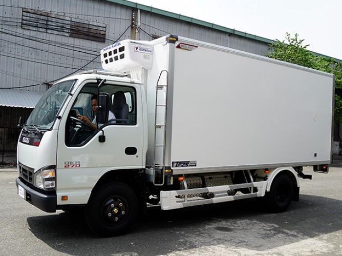 Mua xe tải ISUZU 1.9 tấn thùng đông lạnh - Trả trước 100 triệu, giao xe ngay - GỌI 0978015468 (Mr Giang 24/24)