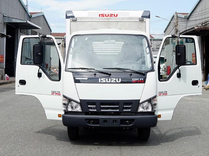 Bán xe tải ISUZU 1.9 tấn thùng kín inox - Trả trước 100 triệu, giao xe ngay - GỌI 0978015468 (Mr Giang 24/24)