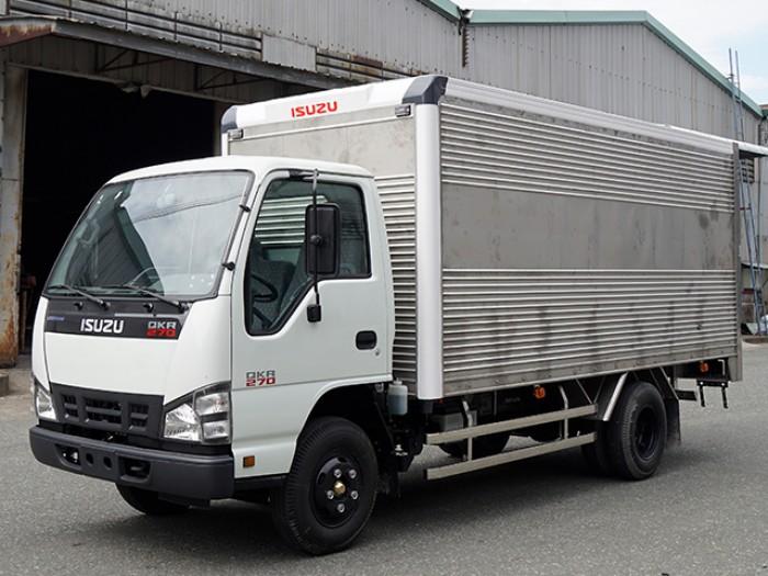 Mua xe tải ISUZU 1.9 tấn thùng kín inox - Trả trước 100 triệu, giao xe ngay - GỌI 0978015468 (Mr Giang 24/24)
