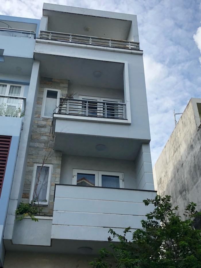 Bán gấp nhà 96m2 đường Lê Văn Lương, Quận 7.