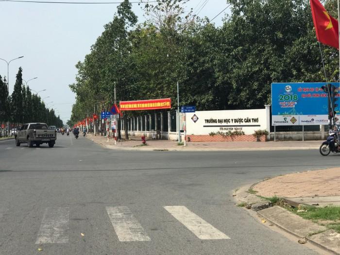 Bán Nền Đường Số 3 Khu Dân Cư Đại Học Y Dược P. An Khánh Q. Ninh Kiều
