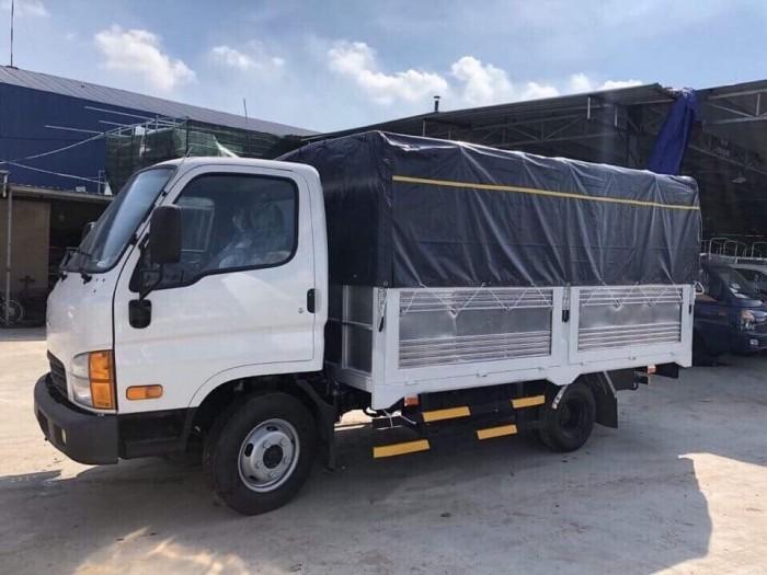Xe tải Hyundai N250 2t5 thùng mui bạt - Trả trước 100 triệu, giao xe ngay - GỌI 0978015468 (Mr Giang 24/24)