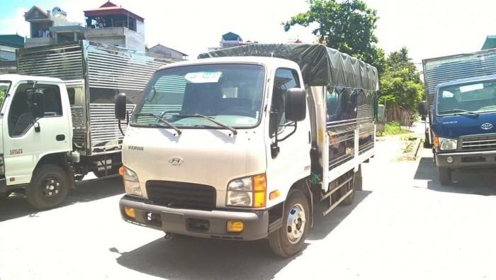Mua xe tải Hyundai N250 2.5 tấn thùng mui bạt - Trả trước 100 triệu, giao xe ngay - GỌI 0978015468 (Mr Giang 24/24)