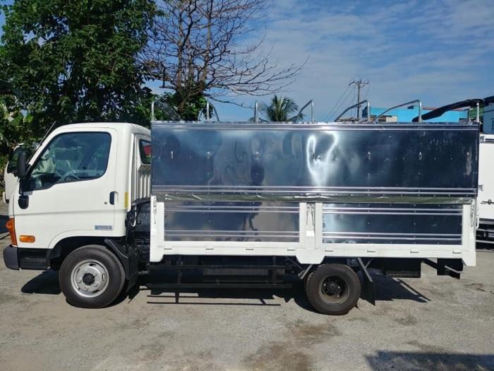 Bán xe tải Hyundai N250 2t4 thùng mui bạt - Trả trước 100 triệu, giao xe ngay - GỌI 0978015468 (Mr Giang 24/24)