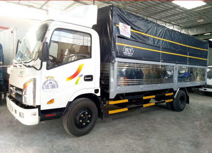 Mua xe tải VEAM VT260 1.9 tấn, thùng mui bạt dài 6m2 - Trả trước 100 triệu giao xe ngay - GỌI 0978015468 (Mr Giang 24/24)