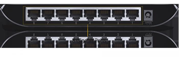 Chia mạng Gigabit 8 cổng TP-LINK TL-SG1008D tại Điện Máy Hải số 41 Lê văn Ninh, P Linh Tây, Chợ Thủ Đức bán giá giảm chỉ còn 490K/  bộ và có nhân viên giao hàng tận nơi cùng lắp đặt miễn phí.2