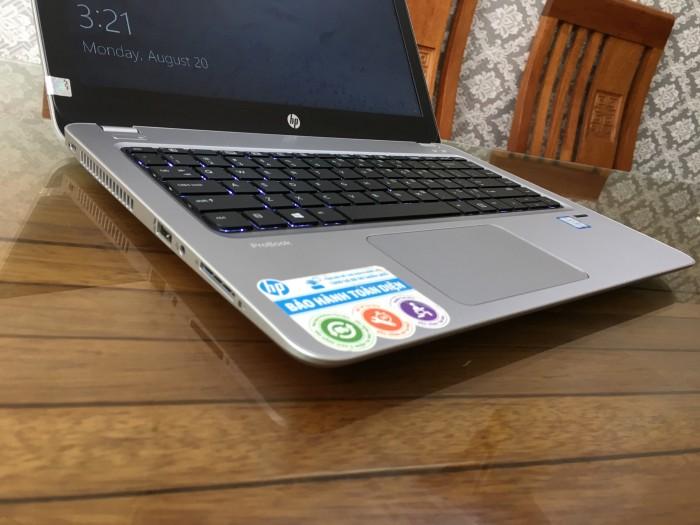 Hp Probook 430 G4 Core i5 7200u Ram 4 SSD 1.5Kg9