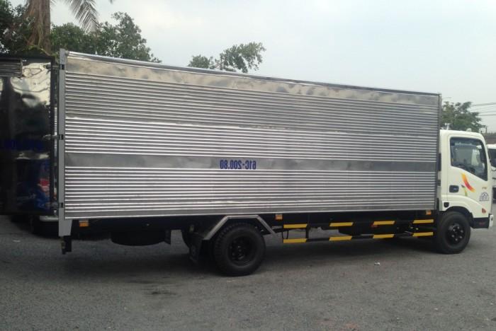 Mua xe tải VEAM VT260 1.9 tấn, thùng kín inox - Trả trước 100 triệu, giao xe ngay - GỌI 0978015468 (Mr Giang 24/24)