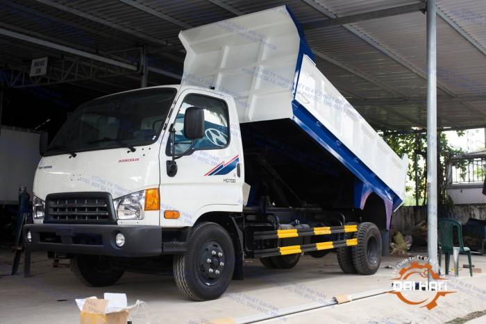 Xe Tải Hyundai Chính Hãng 3 Cục Thùng Ben