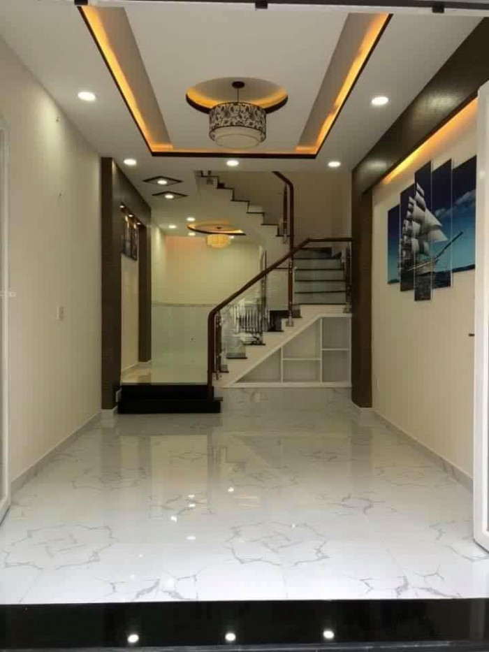 Nhà giá rẻ, DTSD 240m2, giá 3.4 tỷ, đường Huỳnh Tấn Phát, Nhà Bè