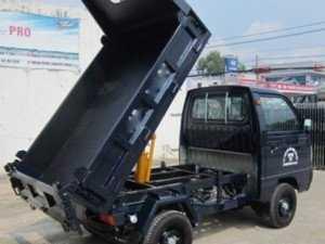 Suzuki Truck Ben hỗ trợ thuế trước bạ