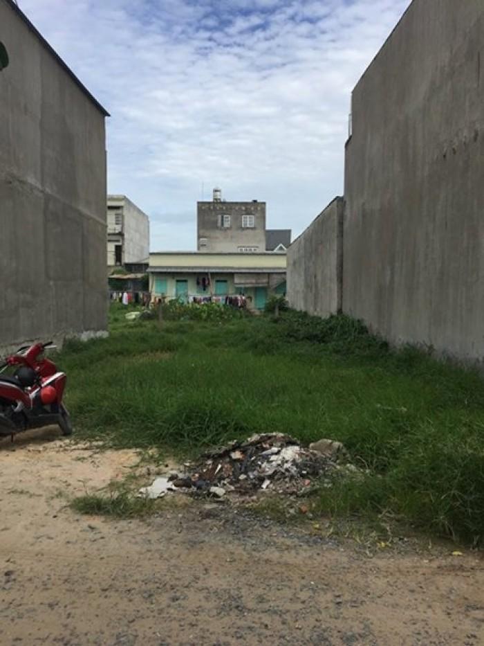 Khách thiếu nợ bán lô đất 120m2 KCN Cầu Tràm xây trọ