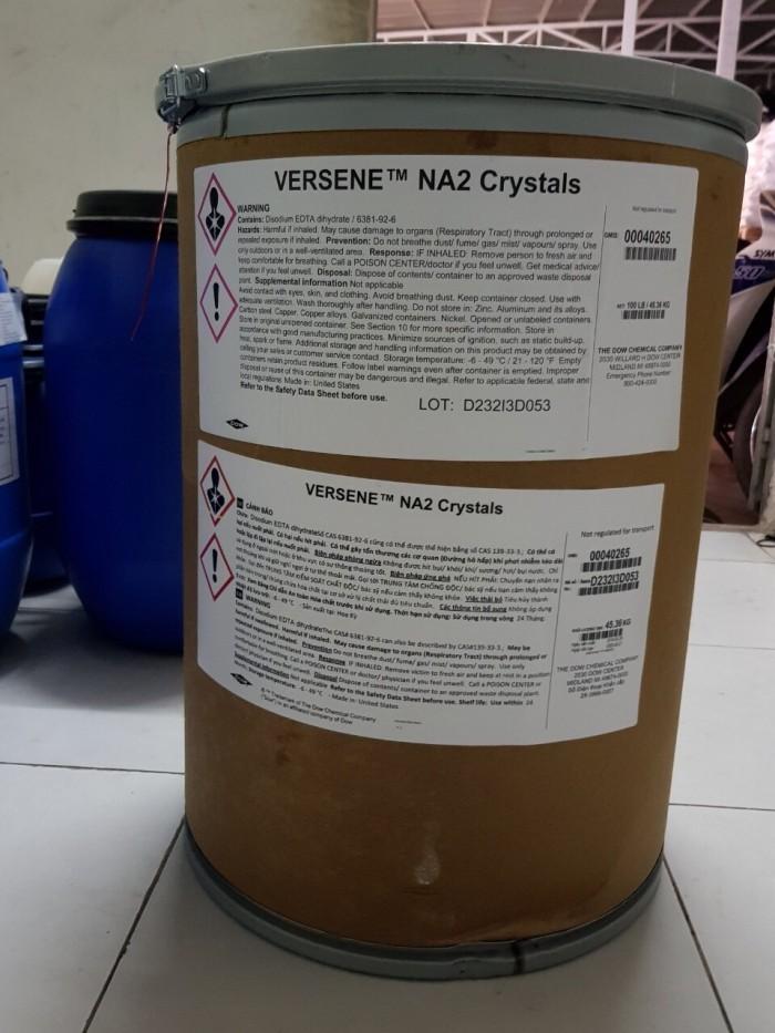 Versene (TM) NA2 Crystals, Edta 2 muối 99%, Edta Mỹ0