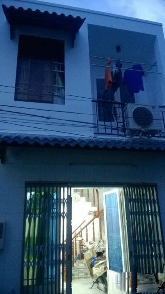Bán nhà riêng ĐSH đường Huỳnh Tấn Phát, Nhà Bè, diện tích 48m2