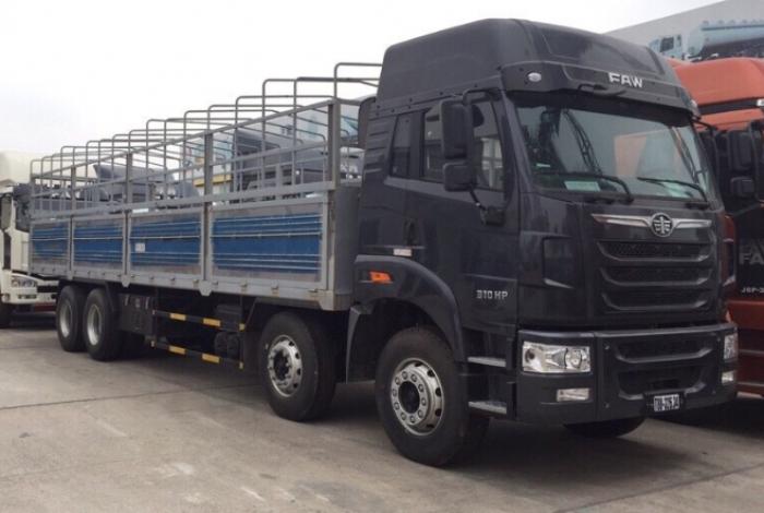 Xe tải Dongfeng Trường Giang động cơ máy xanh FAW cực kỳ khỏe