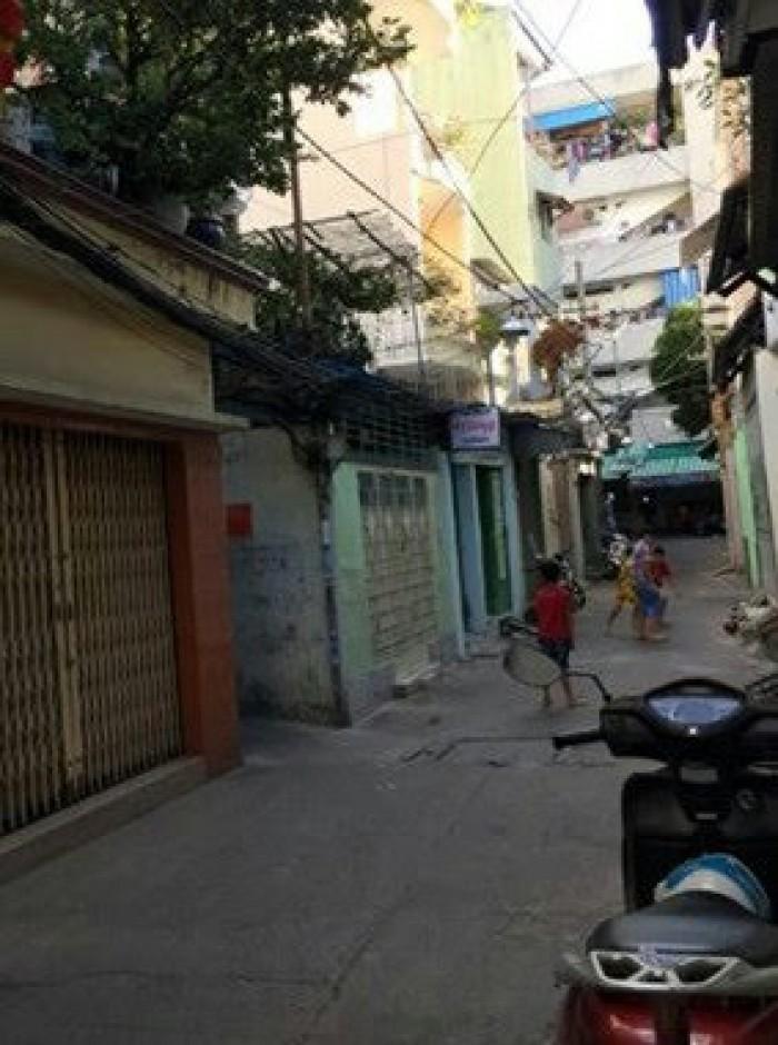 Bán nhà HXH Lê Văn Sỹ, quận 3 – (DT: 3,2m x 25m)