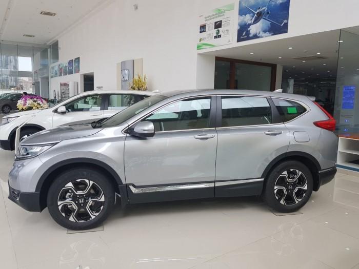 Honda CR-V 2018 trả góp tại Honda Ô tô Bắc Giang