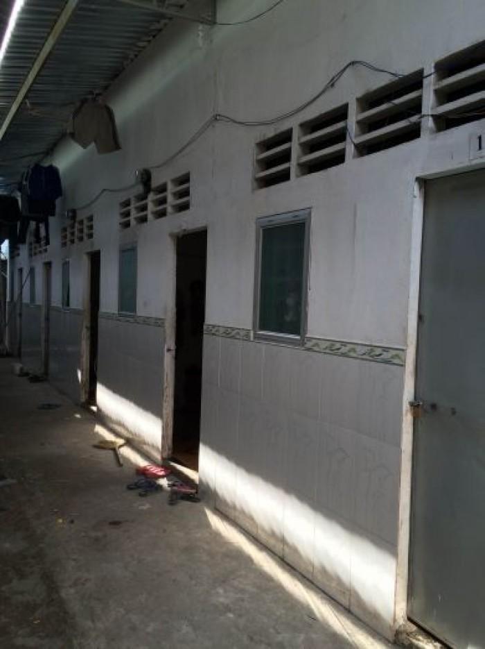 Bán gấp dãy trọ 18 phòng, thuê kín, KDC đông, Bình Chánh.