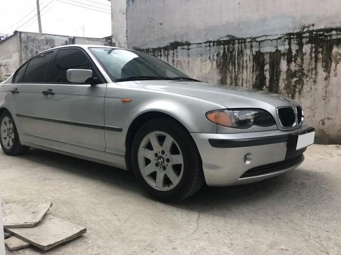 BMW 318i sản xuất năm 2003 Số tự động Động cơ Xăng