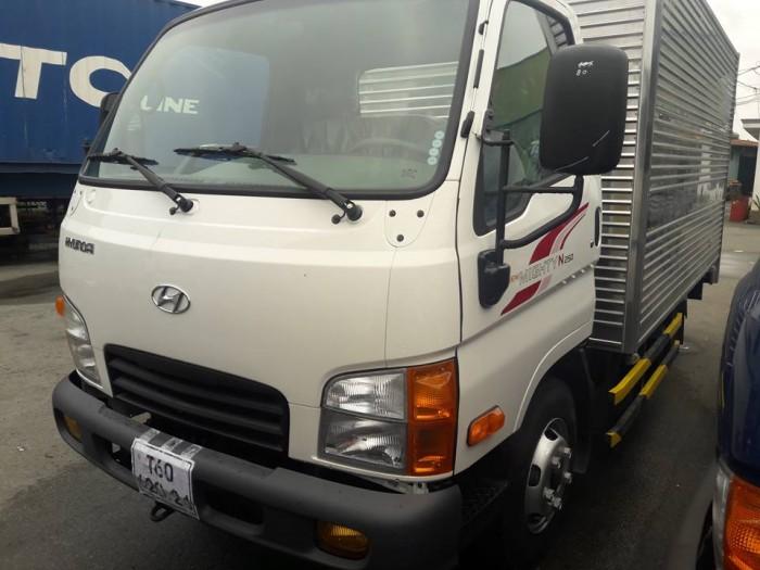 Báo Giá Xe Tải Hyundai N250 2.5 Tấn Thùng Kín -