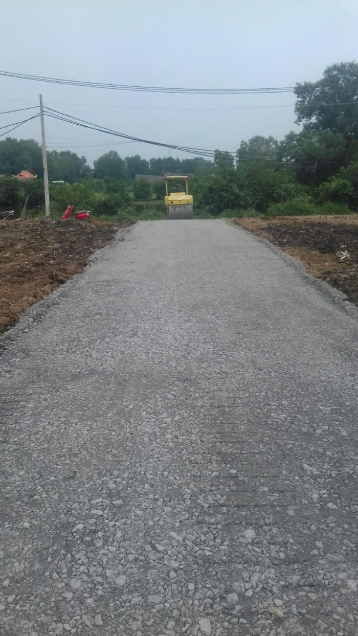 Mua đất cất nhà chỉ với 336tr tại Vĩnh Lộc A Bình Chánh