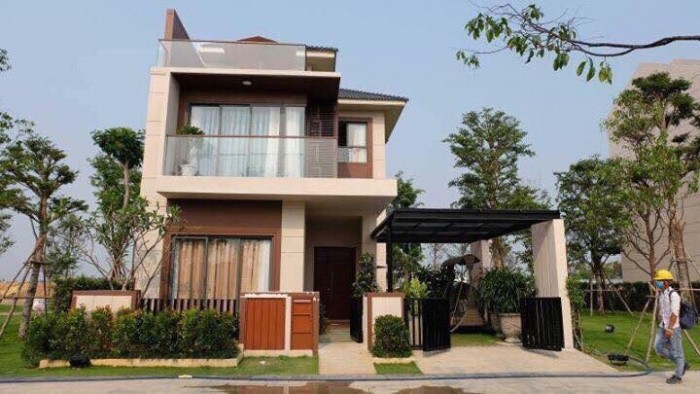 Sở hữu ngay biệt thự trên  đảo nhà giàu. Nơi nghỉ dưỡng lí tưởng tại khu Đông Saigon