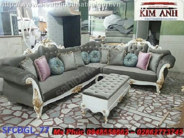 sofa cổ điển châu âu hcm22