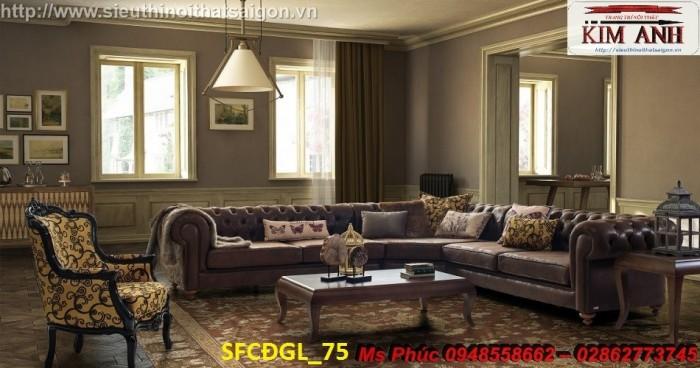sofa nỉ cổ điển21