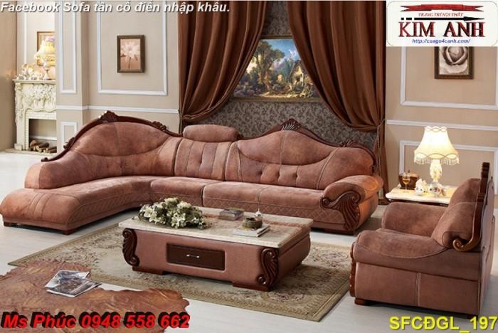 sofa tân cổ điển châu âu1