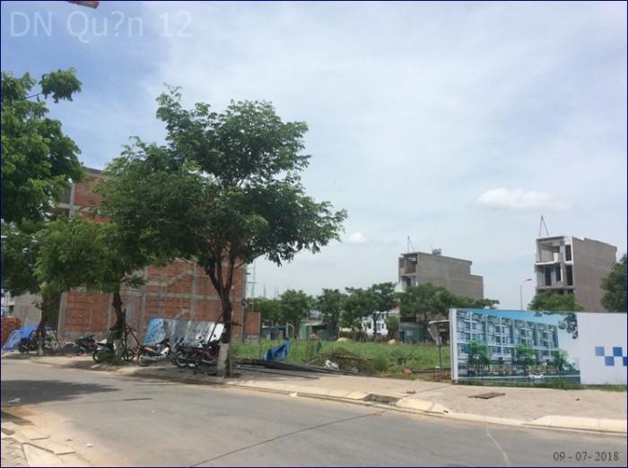 Đất 90m2 – LK Quốc Lộ 1A, cách UBND Quận 12, 800m- tiện kinh doanh
