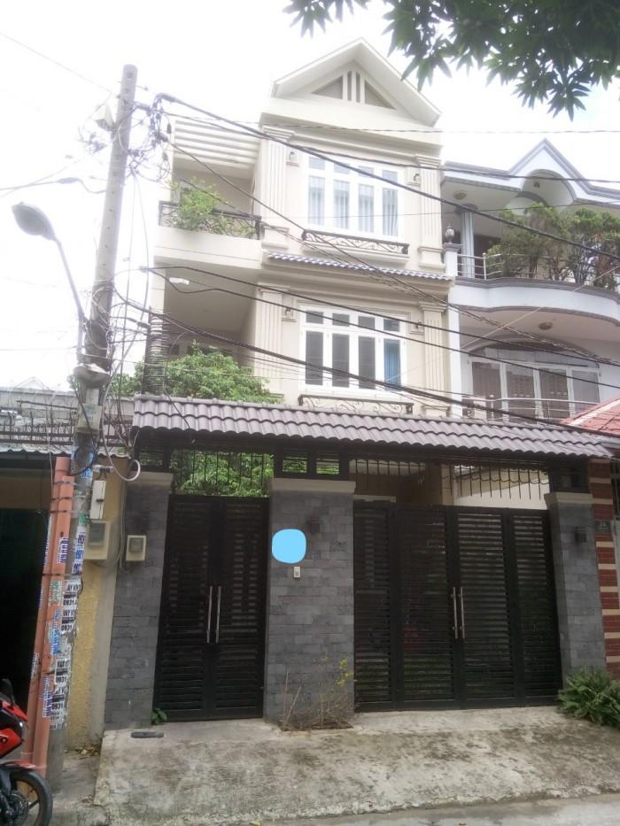 Bán Nhà MTNB Ngô Quyền ,Tân Thành,Tân Phú,DT 6x20m