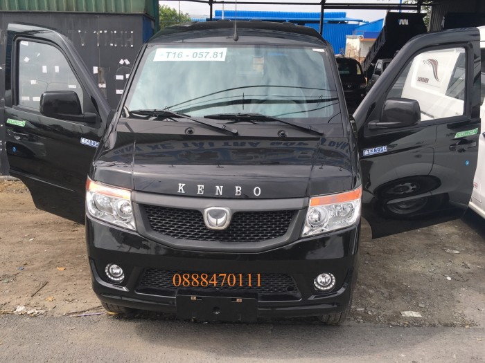Xe tải VAN kenbo 950kg hỗ trợ trả góp trả trước 75TR GIAO XE