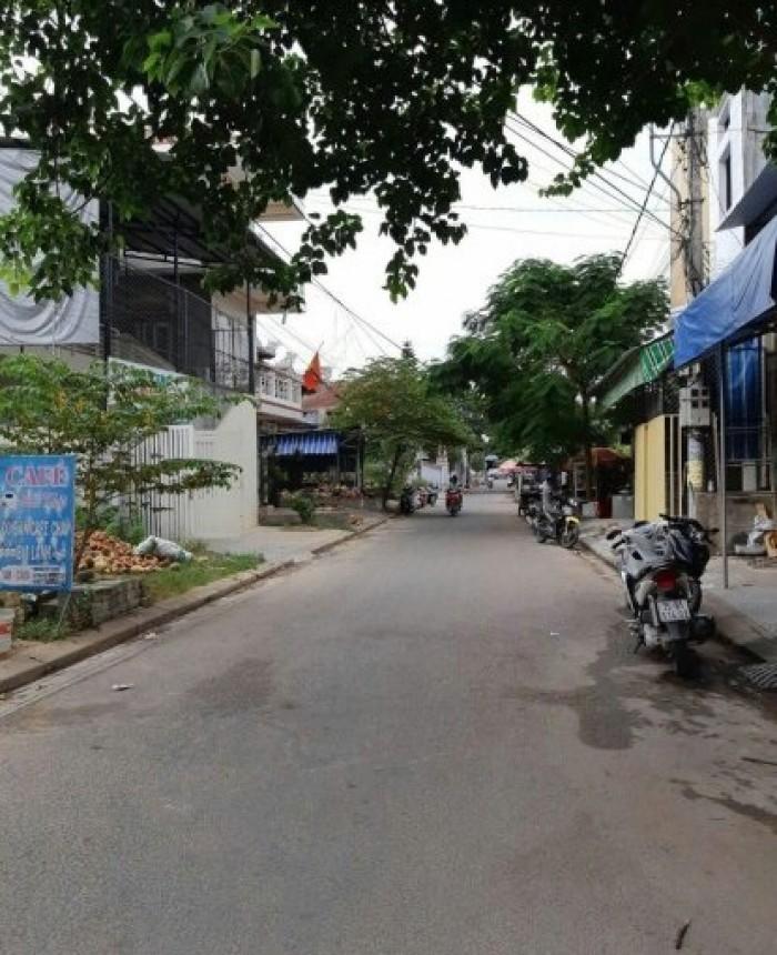Đất mặt tiền đường Thích Tịnh Khiết, KQH Cồn Bàn, cách Điện Biên Phủ 50m