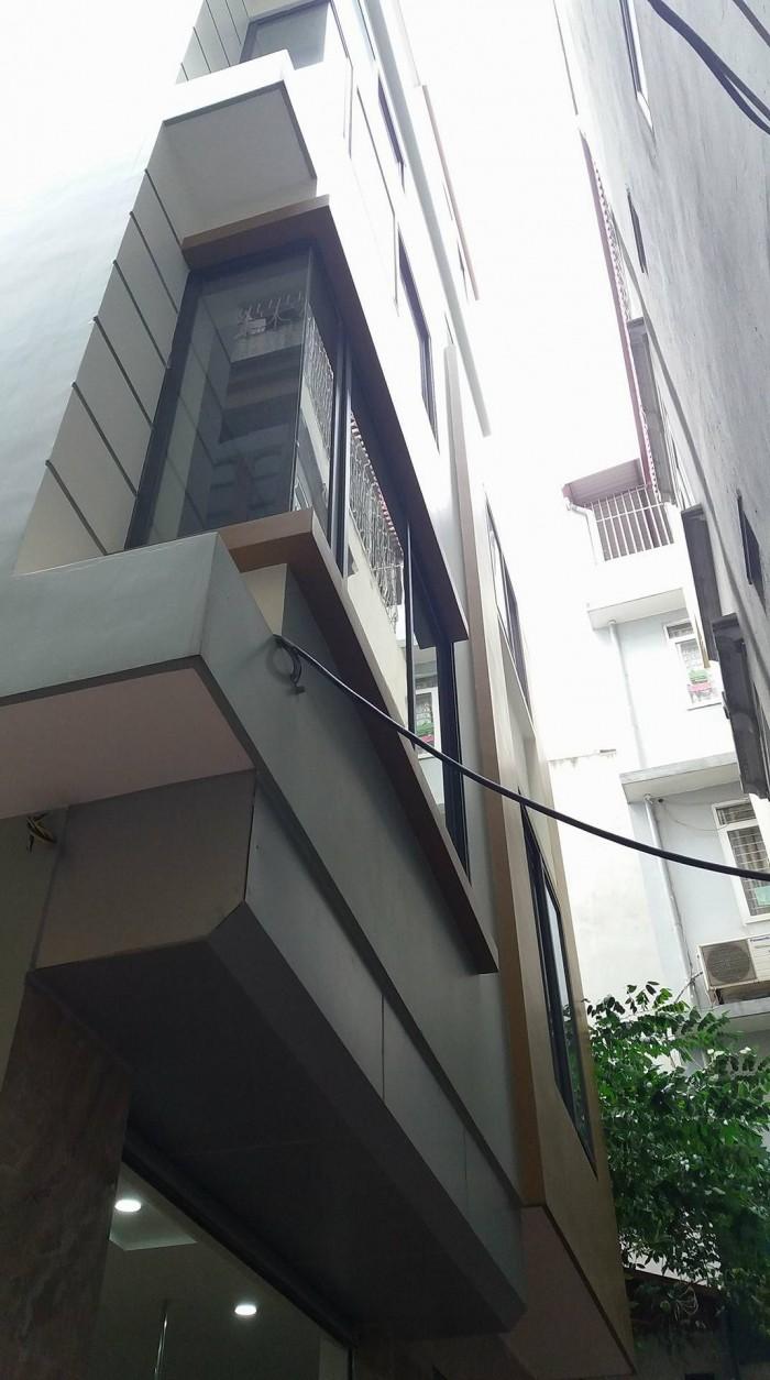 Bán nhà ngõ 134 phố Nguyễn An Ninh, sân cổng, ô tô đỗ cửa, view sân trường Tương Mai, 58m2