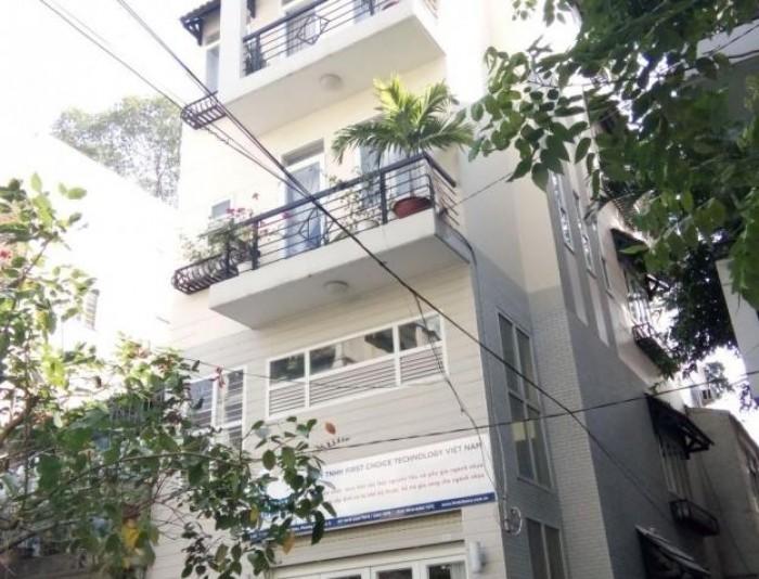 Bán Nhà Mặt Tiền Đường Trần Doãn Khanh, P. Đa Kao, Quận 1, Dt: 7X16M, Nhà 2 Tầng St.