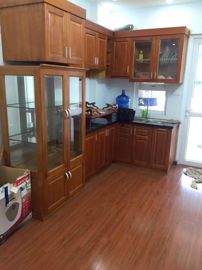 Bán chung cư full nội thất gỗ thịt,65m2,Kim Văn Kim Lũ, giá có thương lượng