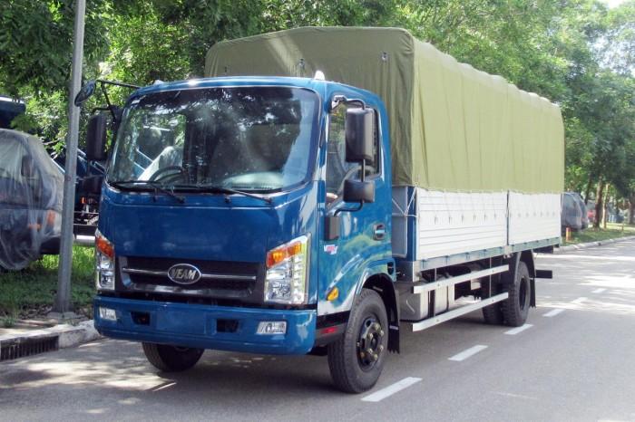 Xe tải VEAM VT260-1 Thùng 6m2