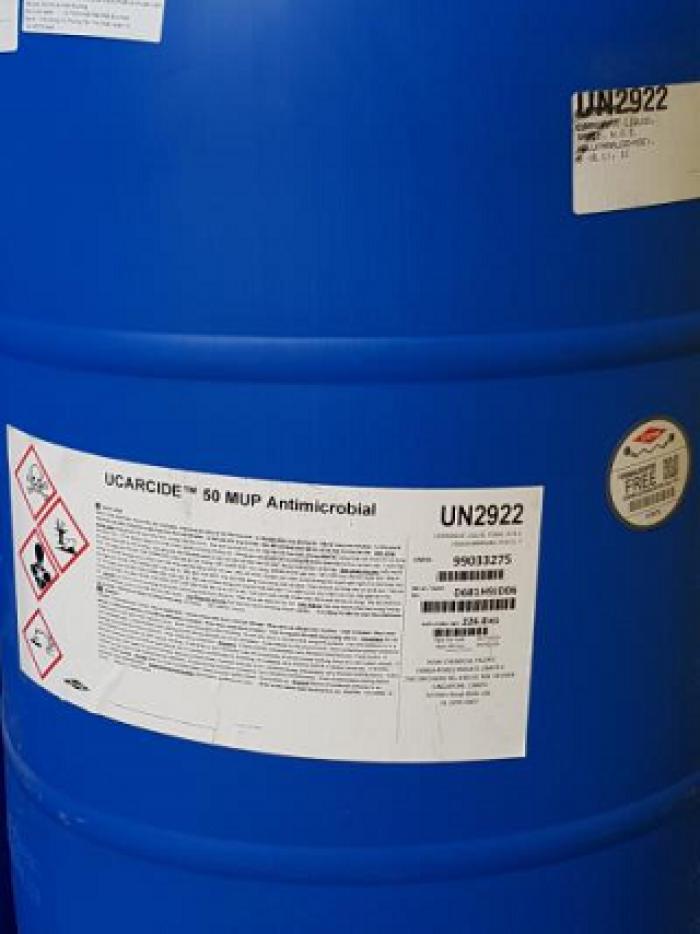 Glutaraldehyde 50%, Glutaraldehyde Mỹ, Glutaraldehyde nguyên liệu không chứa Formaldehyde0