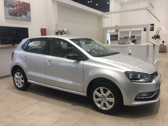 Bán Volkswagen Polo Hatchback mới, nhập khẩu nguyên chiếc 1