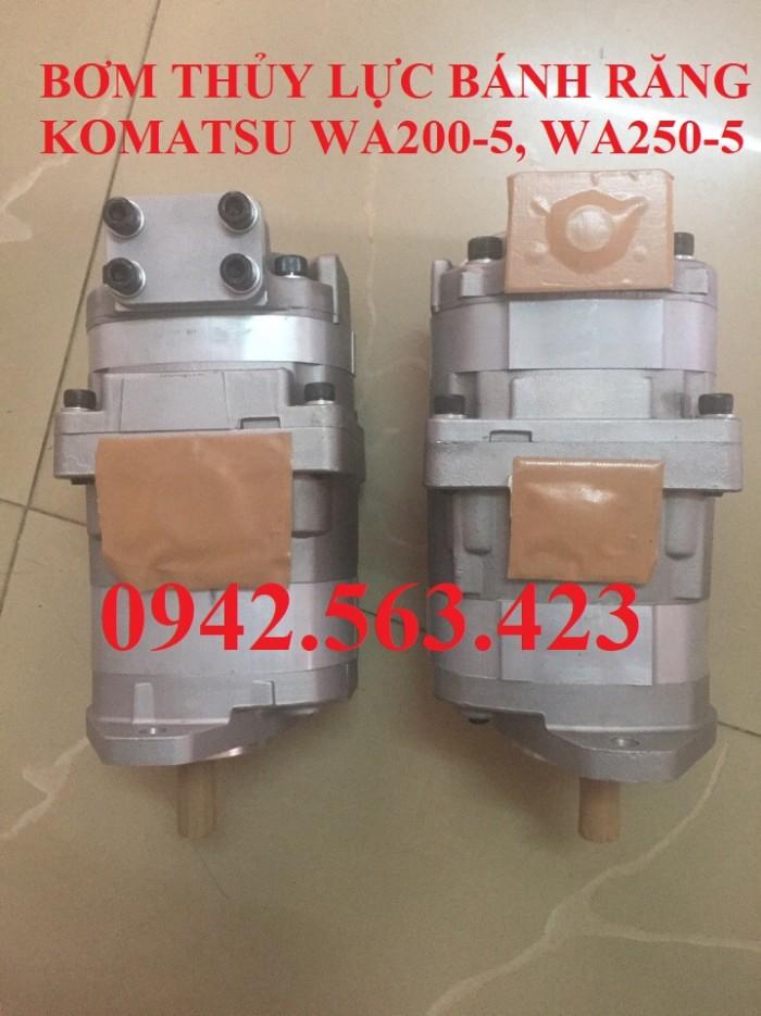 Bơm thủy lực Komatsu WA200-3, WA250-3