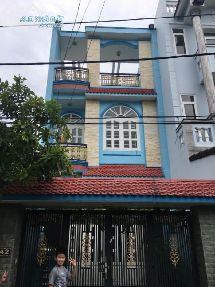 Chính chủ bán gấp căn nhà 1 lầu đường Quách Điêu, 78m2, thổ cư 100%