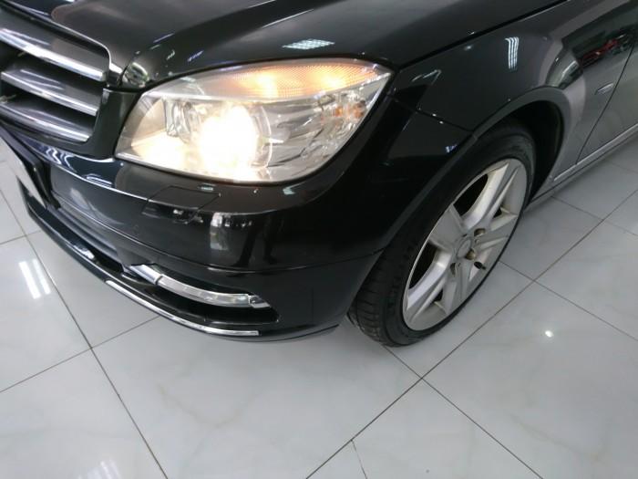 Bán Mercedes Benz C250 2010 CGI màu đen 1