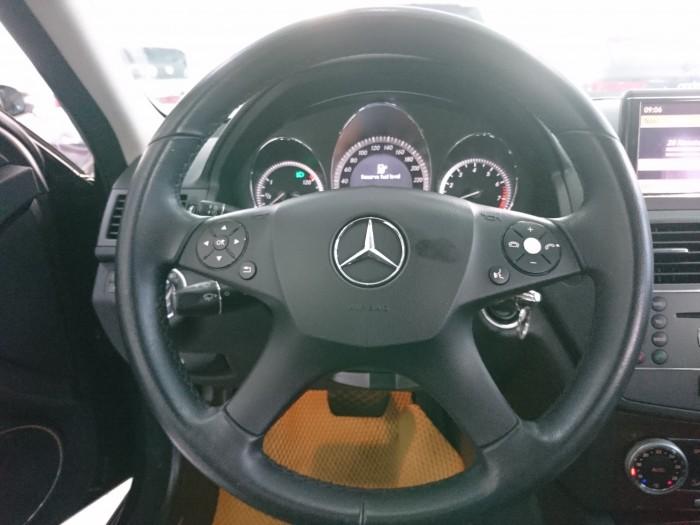 Bán Mercedes Benz C250 2010 CGI màu đen 4